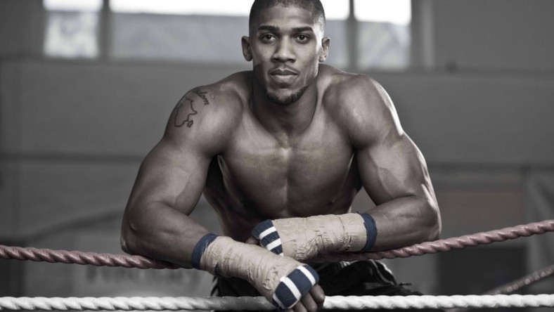 Photo of Anthony Joshua honoured with street in Ogun