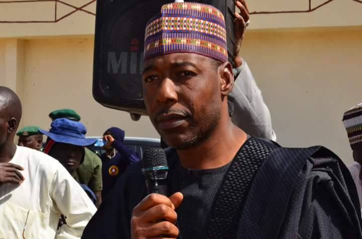 Photo of Poverty, unemployment causes of Boko Haram insurgency in Borno – Gov Zulum