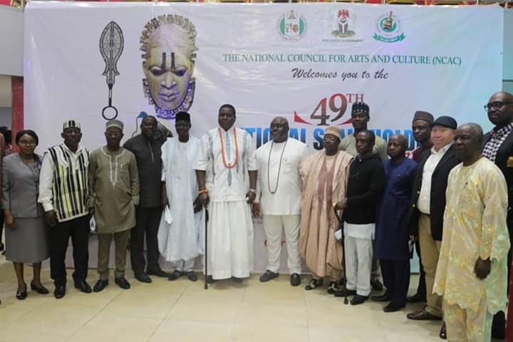Photo of Cultural Development: Runsewe urges stakeholders to harness arts potential