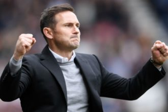 Lampard gives injury updates ahead of Everton clash