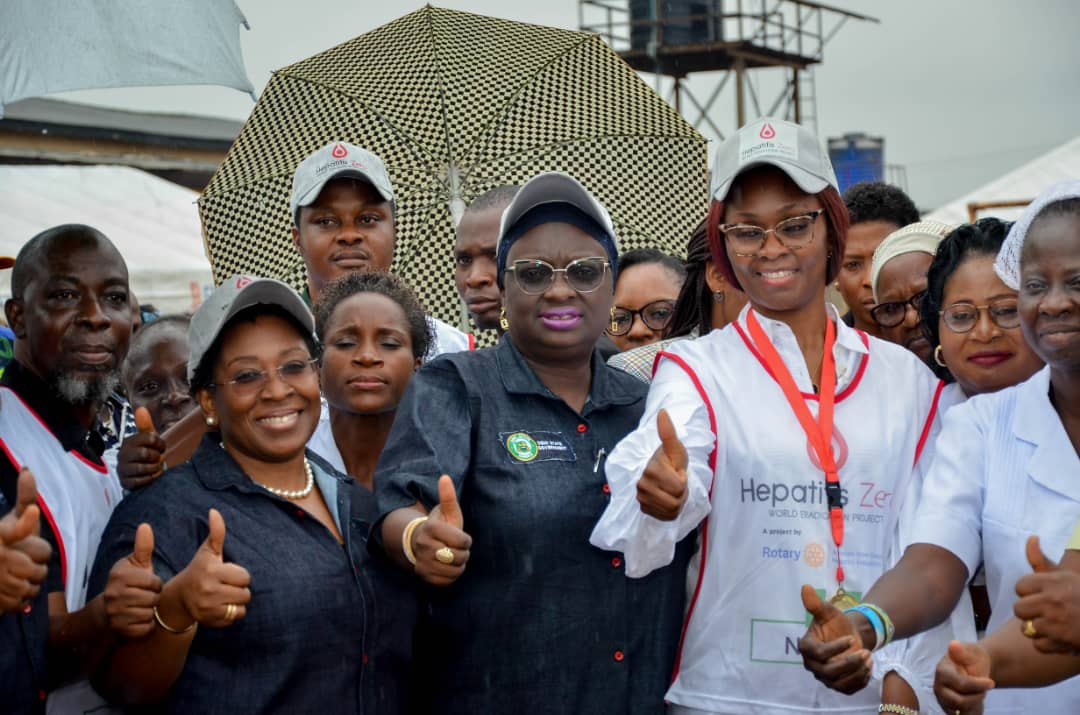 Photo of Ogun first lady, others flag off Hepatitis B campaign in Abeokuta