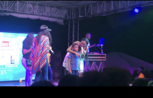 Photo of Ikoli, Eight year old wins Kwadie Events dance competition