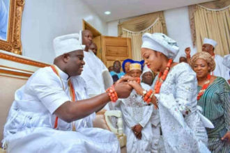 No earthly force can crash my marriage to Ooni - Queen Naomi Ogunwusi tells rumour mongers
