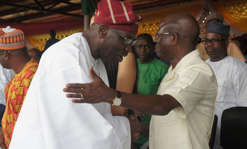 Photo of Edo 2020: Obaseki's defeat on September 19 not negotiable – Oshiomhole