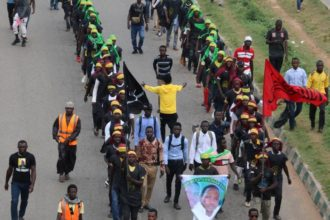 El-Zakzaky: Shi'ites head to court over FG's proscription order