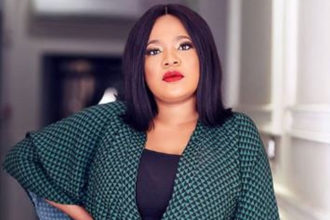 Toyin Abraham announces latest deal as brand ambassador for property firm