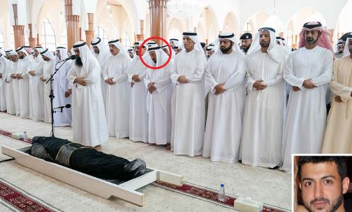 Photo of UAE ruler, Sheikh Muhammad loses 39-year-old son in London