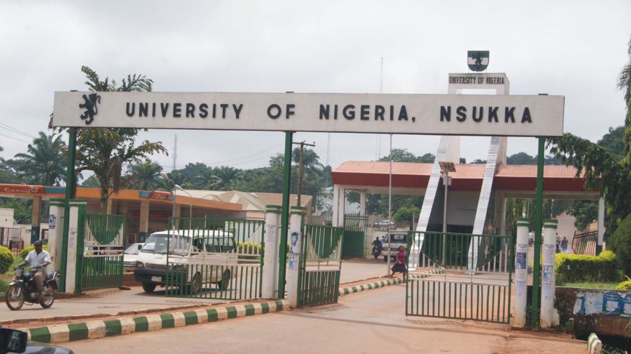 Photo of UNN ranks number one university in Nigeria, 17 in Africa, 1,108 globally
