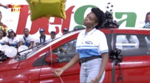 BBNaija Update: Khafi wins N7.6m car