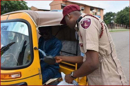 Photo of Joint inter-agency team nab 37 FRSC officials, others for extorting motorists