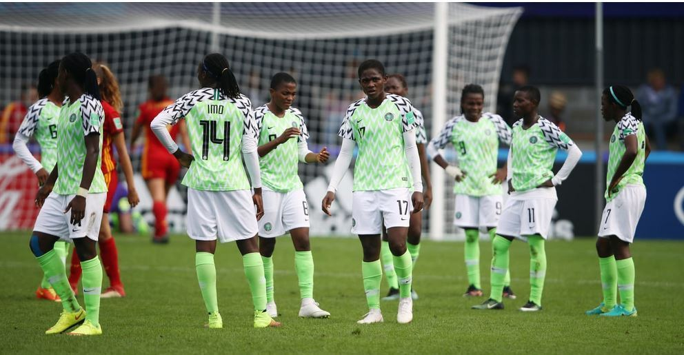 Photo of Falconets whip Algeria 3-0 to qualify for final