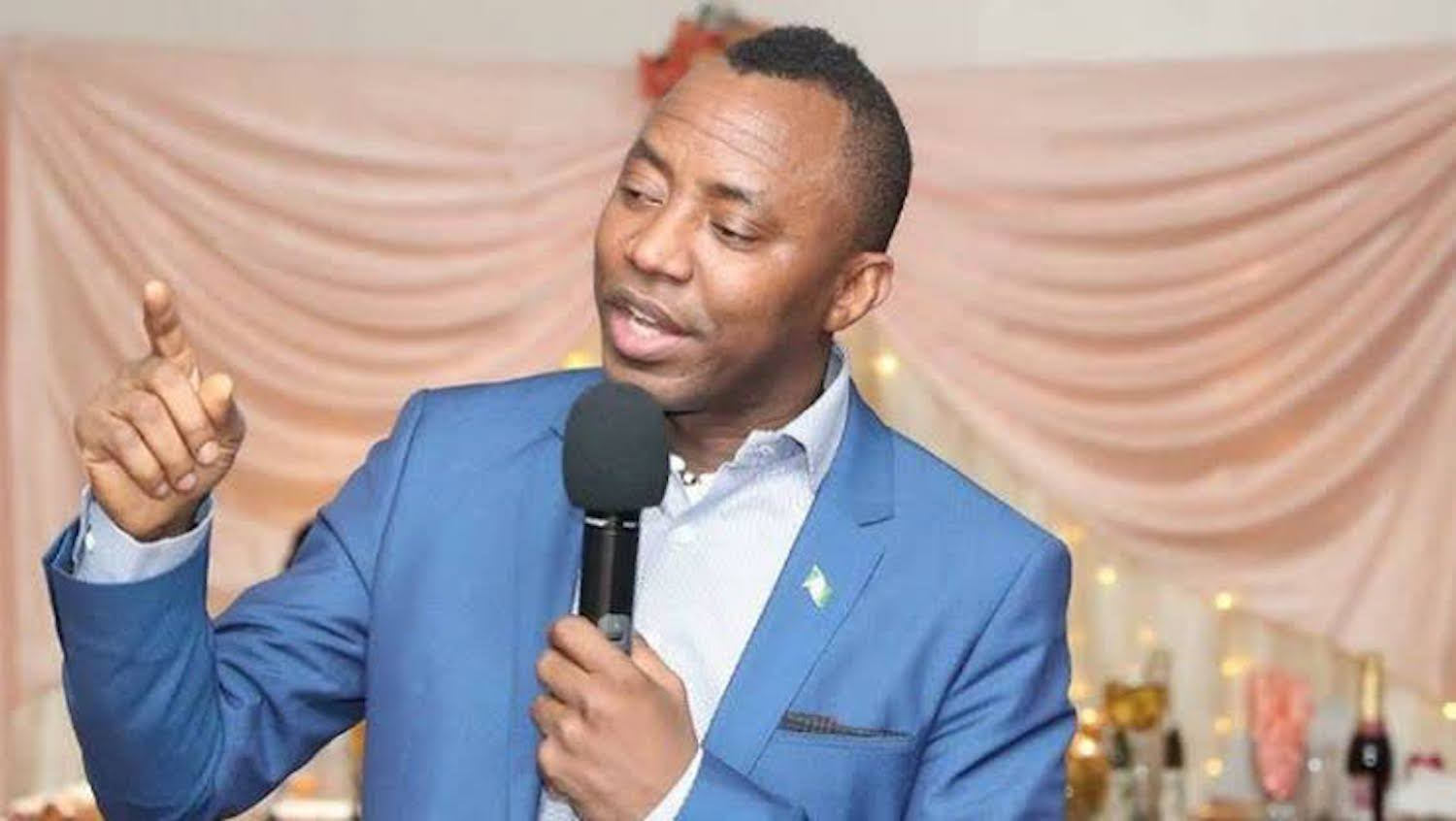 Photo of Drop all charges against Sowore, others arrested for exercising freedom of speech, AI tells Buhari