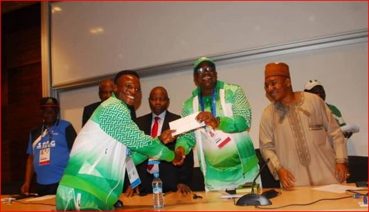 Photo of African Games: FG rewards medalists with N46m cash in Morocco