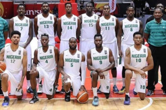 BREAKING: Nigeria moves 10 place up on FIBA ranking