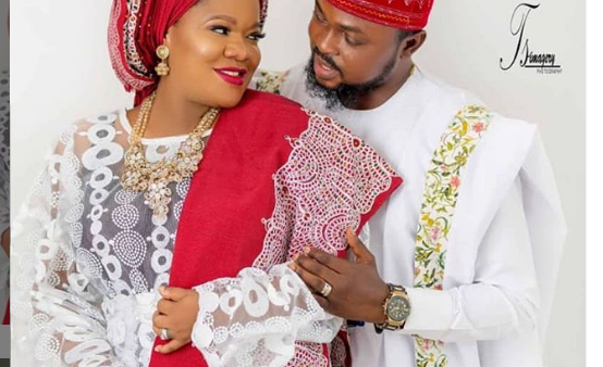 Toyin Abraham engaged, not married yet – Manager