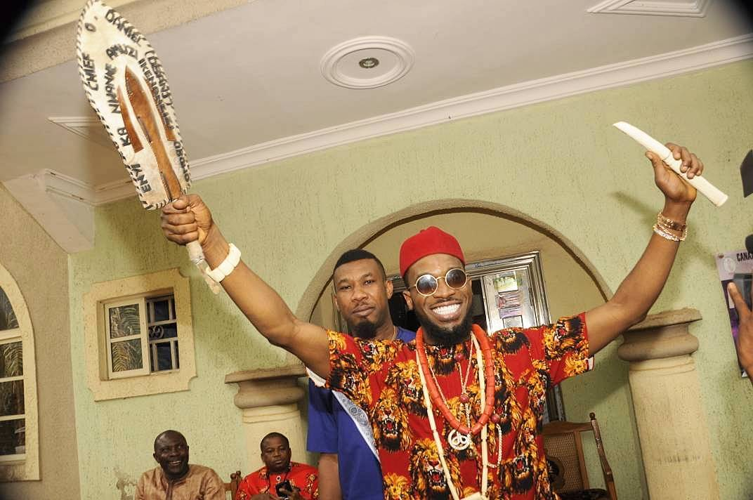 Photo of D'banj shares post-traumatic experience after son's death
