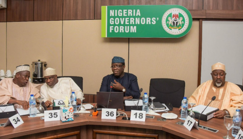 Photo of BREAKING: Governors bow, agree to implement financial autonomy for judiciary
