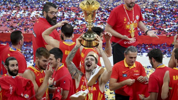 Photo of Spain beat Argentina 95-75 to win FIBA World Cup