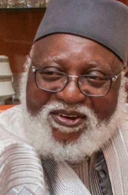 Magu's EFCC never searched my house, ex-Head of State, Abdulsalami