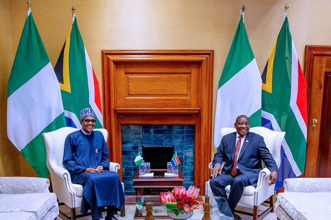 Photo of Xenophobia: We won't take further attacks on our citizens in South Africa, Buhari tells Ramaphosa