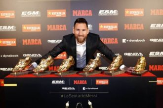 Confusion in Barcelona as Messi insists on leaving