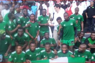 Nigeria beat Morocco, win maiden Middle East Africa Rugby League