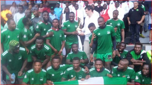 Photo of Nigeria beat Morocco, win maiden Middle East Africa Rugby League