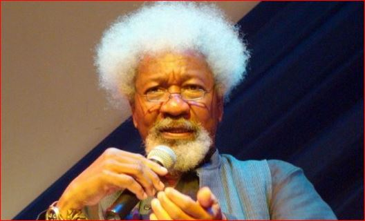 Photo of Wole Soyinka launches new novel after 48 years