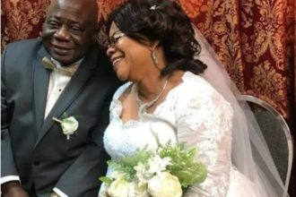 Photos: Ex-Osun Deputy Governor, Titi Tomori-Laoye remarries 79-year-old business mogul