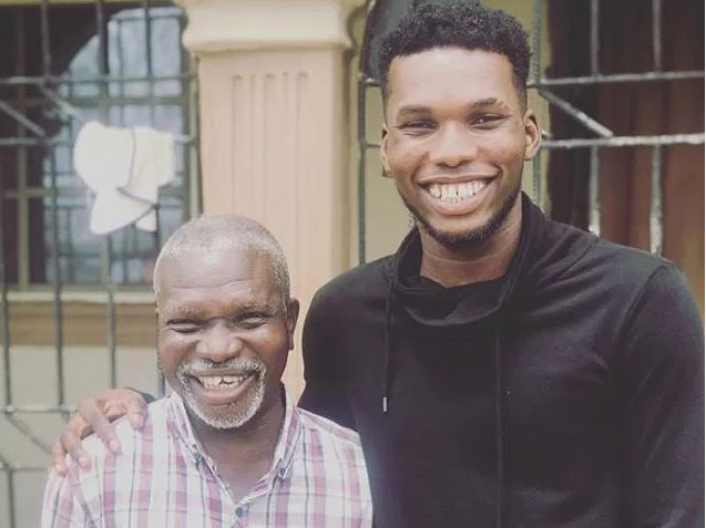 Photo of Victor AD loses father