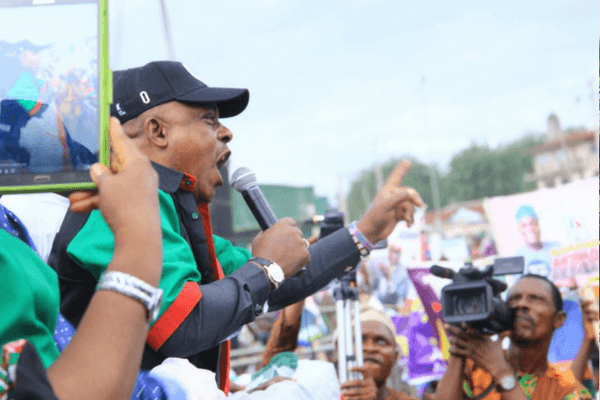 Photo of Secondus speaks as court restrains him from parading self National Chairman of PDP