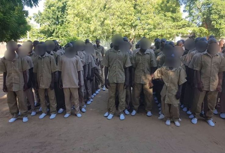 Photo of Boko Haram: Military hands over 86 child fighters to Borno govt.