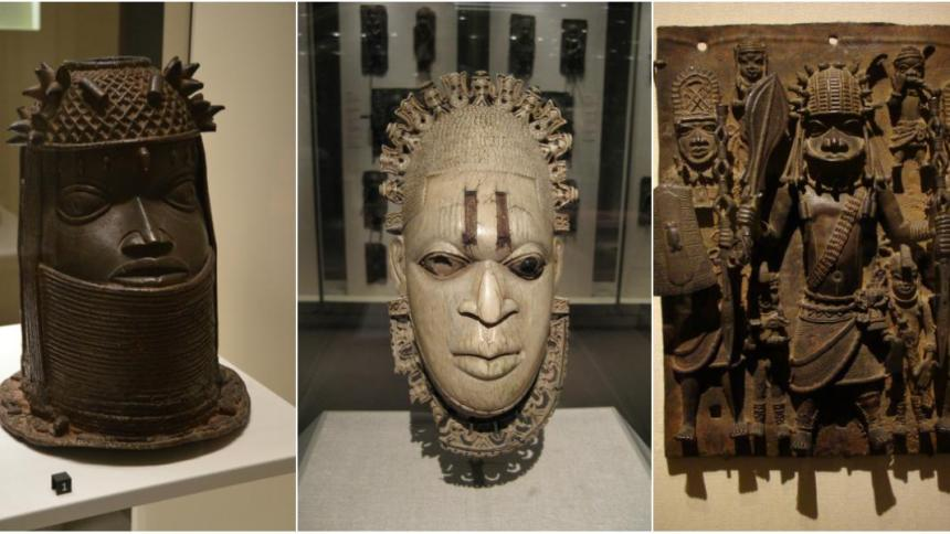 FG inaugurates campaign for return of its looted Artifacts worldwide