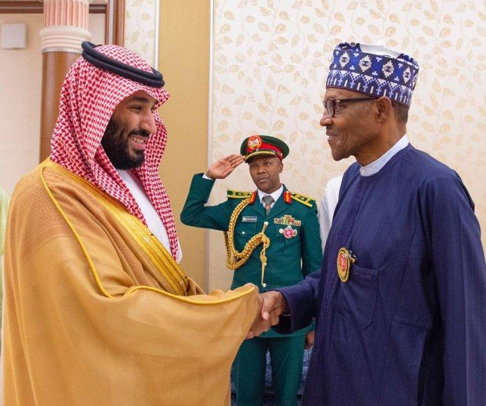 Photo of Buhari, Saudi Crown Prince agree to establish Nigeria – Saudi Council