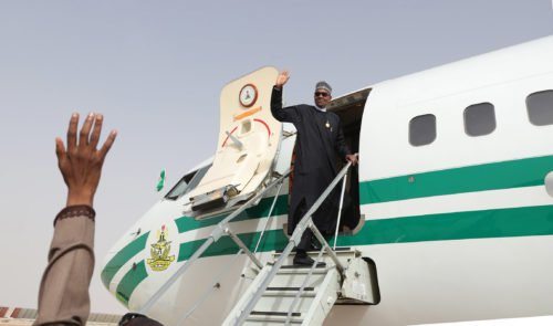 Photo of Buhari departs Makkah for UK on 2-week private visit