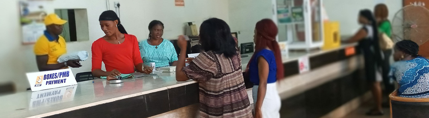 Photo of FG bars cash transaction in post offices