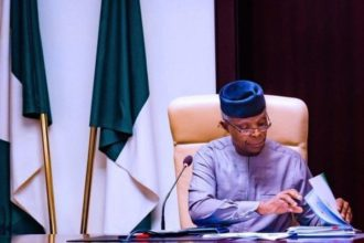 Osinbajo urges destination countries to insist on repatriation of illicit funds