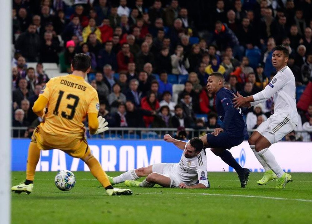 Photo of UCL: PSG survive Real Madrid scare, draw 2-2