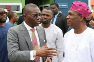 Lagos marks 100 distressed buildings for demolition