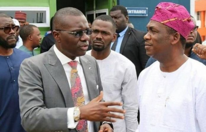 Photo of Lagos marks 100 distressed buildings for demolition