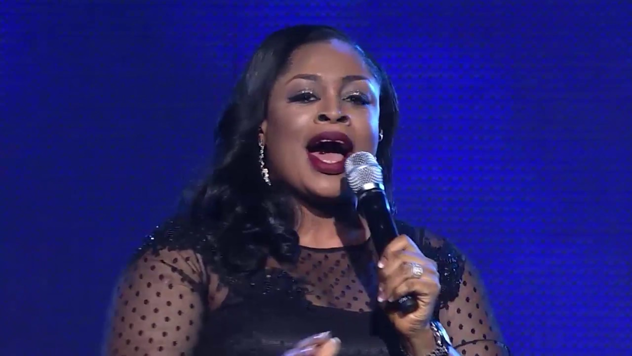 Photo of Nigerian gospel artiste, Sinach becomes first African to rank No 1 on billboard USA