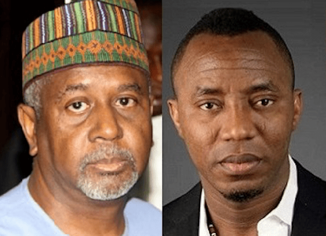 Photo of Dasuki, Sowore must prove innocence on charges against them – Aremu