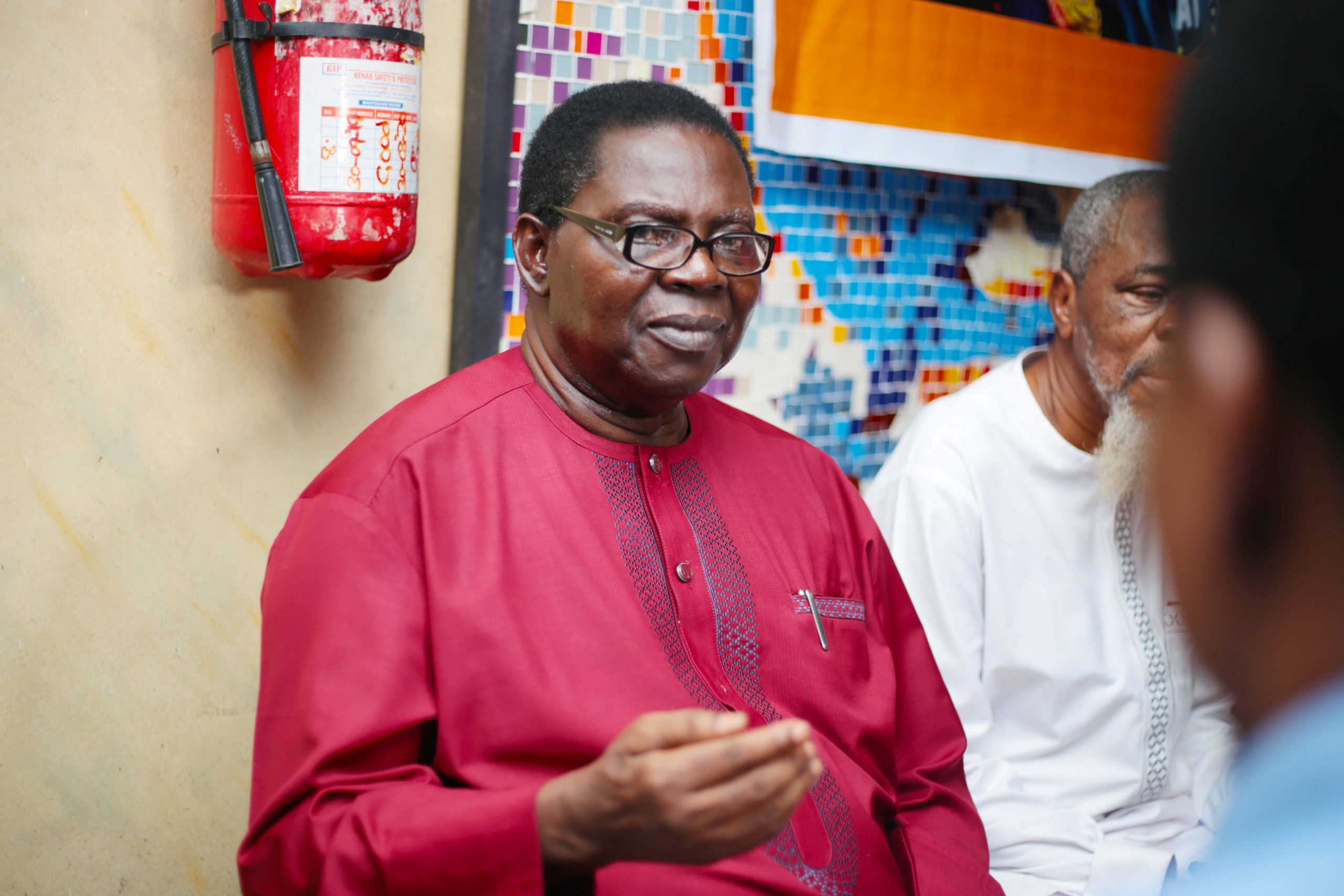 Photo of Stop seeing yourselves as competitors, Ebenezer Obey tells musicians