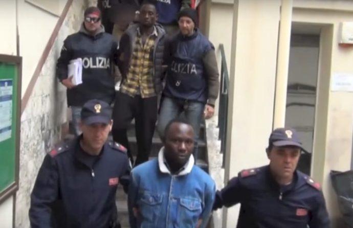 Photo of JUST IN: Italian police bust two Nigerian mafia gangs, arrest 32
