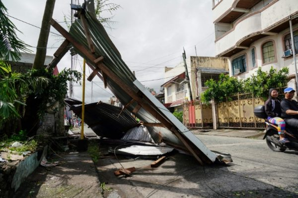 Photo of 28 dead, 12 missing as Typhoon Phanfone hits Philistine