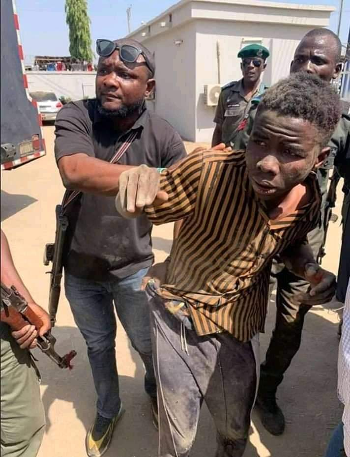 Photo of First Bank staff confesses: How I helped robbers in foiled Abuja bank robbery
