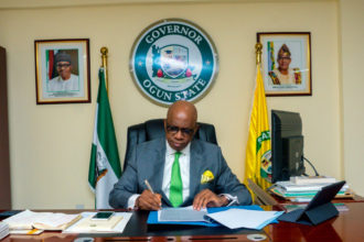 Abiodun releases grants for projects in 20 LGs in Ogun
