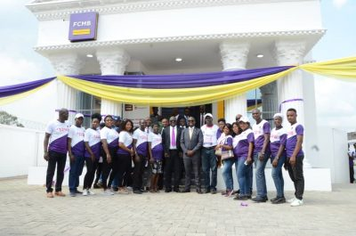 Photo of Photos: Akeredolu, Mimiko, others present as FCMB Opens Ultra-modern Branch in Ondo