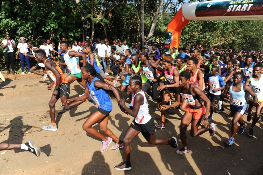 Photo of Ismael, Akuso win maiden Ikogosi-Ekiti 10-km race