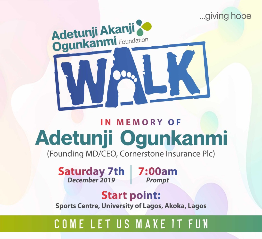 Photo of 19 Years after demise, Ex-Cornerstone Staff 'Walk for Tunji'